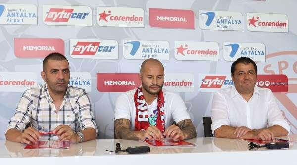 Fedor Kudriashov yeniden FTA Antalyasporda