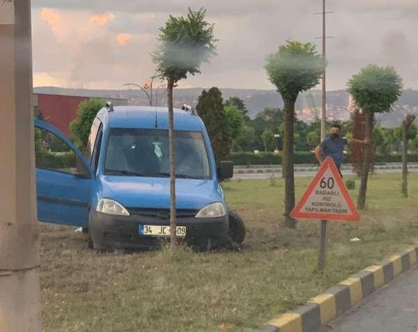 Kaza sonrası çıkan kavgada 3 kişi yaralandı