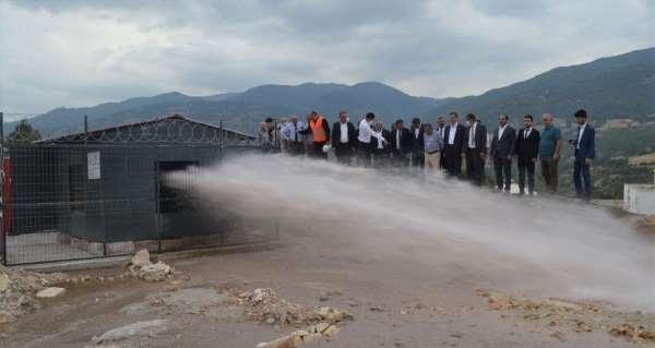 Tokatta jeotermal sondajında yeni bir kaynak bulundu