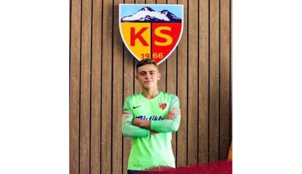 Yahya Berat Alemdar U16 Milli Takımına davet edildi