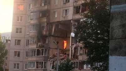Rusya'da apartmanda doğal gaz patlaması: 3 ölü, 4 yaralı