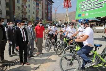 Hakkari Belediyesinden 'Avrupa Hareketlilik Haftası' etkinliği