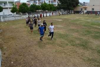 Ceyhan'da BESYO Hazırlık Kurslarında 40 öğrenci sınavı kazandı