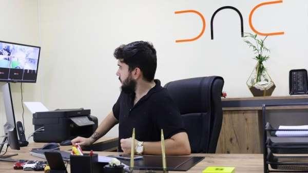 Genç girişimci Deniz Işın Coşkuner DNC MOTOR'S adıyla lüks araç sektörüne girdi