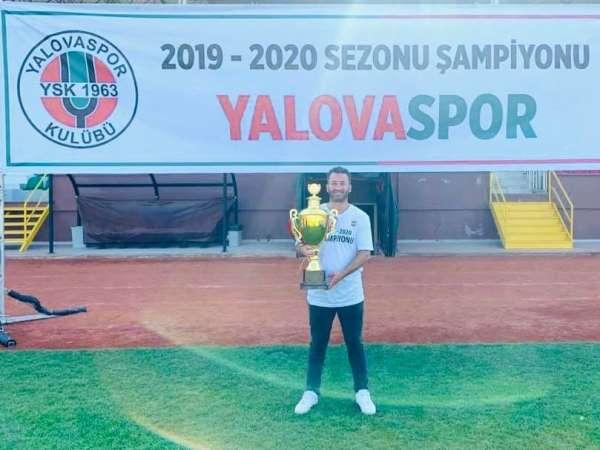 Yalovaspor'da Teknik Direktör Aytaç Yaka ile yollar ayrıldı