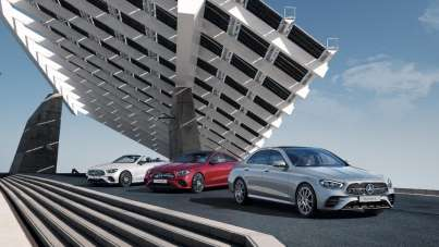 Yeni Mercedes-Benz E-Serisi Coupé & Cabriolet Türkiye'de