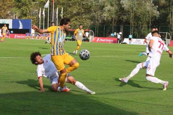 Ziraat Türkiye Kupası: Belediye Derincespor: 3 - Çankaya Futbol Kulübü: 0