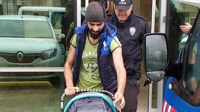 Samsun Haberleri: Dayakçı Koca Yeniden Gözaltında