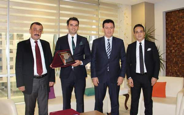 Samsun Haberleri: Samsun'da Birinci Sınıfa Ayrılan Hakim-Savcılara Belge Verildi