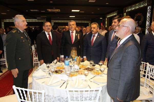 Türkiye Harp Malulü Gaziler, Şehit Dul ve Yetimleri Derneği Şube Başkanları Topl