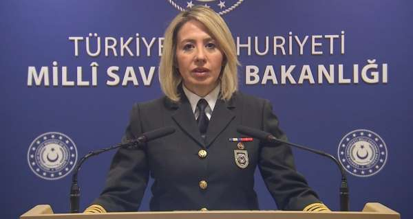 MSB: 'Son 1 ayda toplam 31 operasyon icra edilmiş, 80 terörist etkisiz hale geti