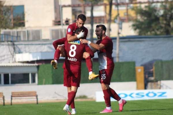 Süper Lig: A.Hatayspor: 1 - Ç.Rizespor: 1 (İlk yarı)