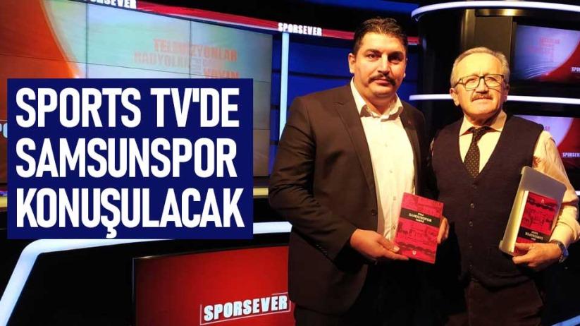 Sports TV'de Samsunspor Konuşulacak