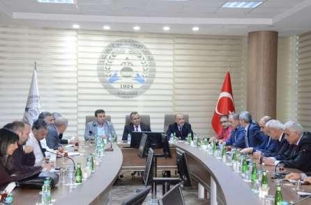 ATSO Başkanı Göktaş: 'Ortak aklın gücüyle geleceğin sanayi kentini Aksaray'ı inş