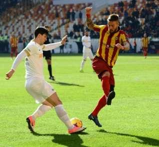 Spor Toto Süper Lig: E. Yeni Malatyaspor: 1 - İM Kayserispor: 1 (Maç sonucu)