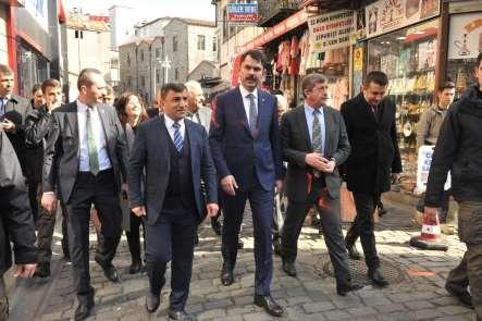 AK Parti Ortahisar ilçe başkanı Temel Altunbaş İçişleri Bakanı Süleyman Soylu'nu