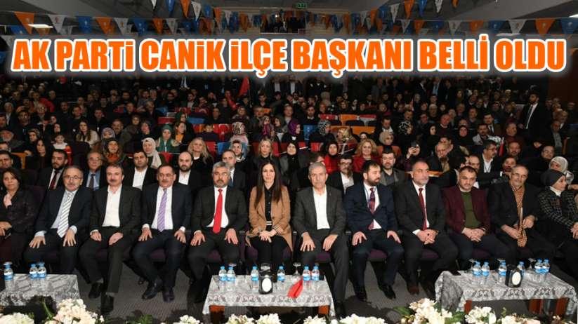 AK Parti Canik İlçe Başkanı Belli Oldu