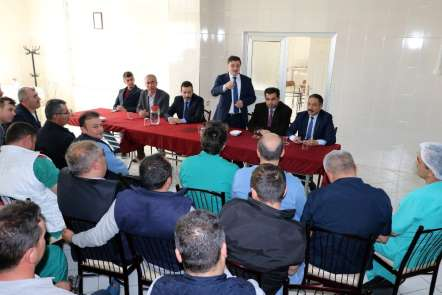 Yozgat Et ve Süt Kurumu'nda Süt bölümünün ihalesi bu yıl yapılması planlanıyor
