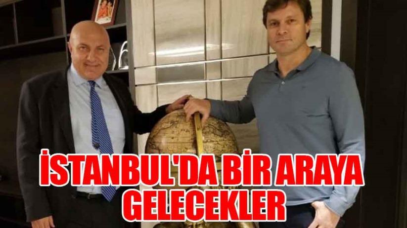 İstanbulda bir Araya Gelecekler