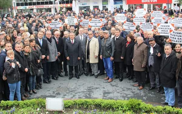 CHP'den Kılıçdaroğlu'na yapılan saldırıya tepki