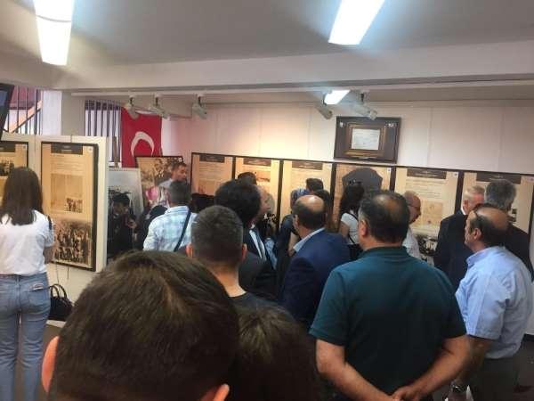 Fransa'da Türk sergisine büyük ilgi