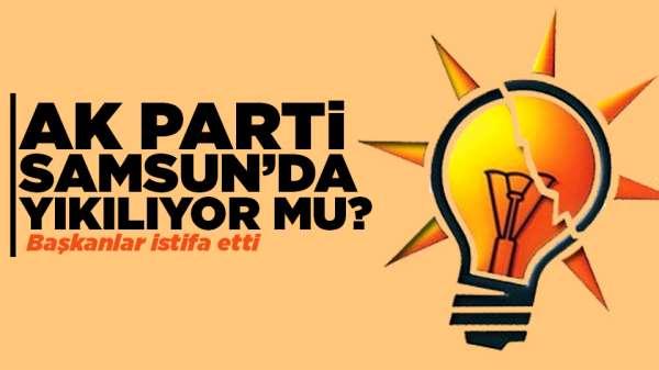 AK Parti Samsun il Başkanı Ersan Aksu'dan açıklama!