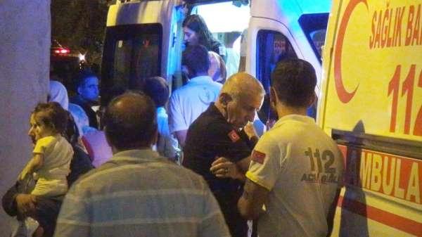 Diyarbakır'da şofben patlaması korkuttu