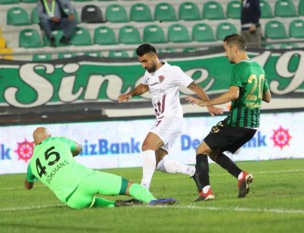 TFF 1 Lig: Akhisarspor: 3 - Hatayspor: 1