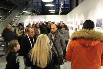 """""""4. Etnospor Kültür Festivali Fotoğraf Yarışması"""" sergisi ziyaretçilerini bekliy"""