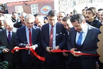 Çukurca'da 13 kişinin istihdam edildiği yeni bir iş yeri açıldı