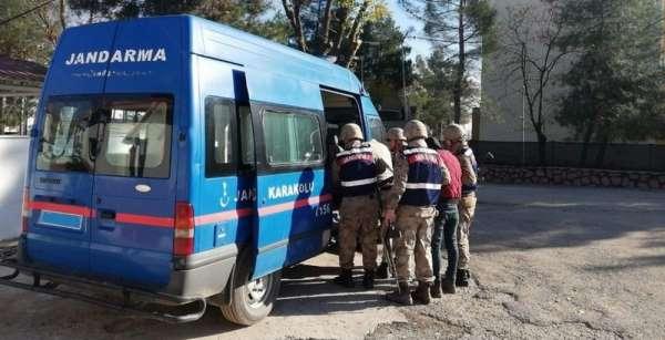 Siirt'te terör örgütü propagandası yapan 1 kişi yakalandı