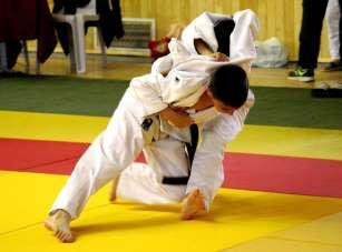 Sivas'ta iller arası judo maçları yapıldı