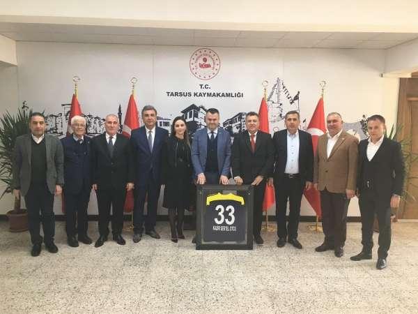 Tarsus İdman Yurdu yönetimi destek istedi