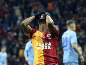 Ziraat Türkiye Kupası: Galatasaray: 0 - Çaykur Rizespor: 0 (İlk yarı)