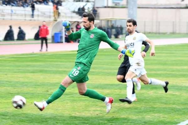 TFF 2. Lig: Tarsus İdman Yurdu: 2 - Başkent Akademi FK: 1