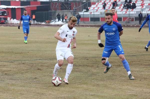 TFF 2. Lig: Vanspor FK: 2 - Ankara Demirspor: 1