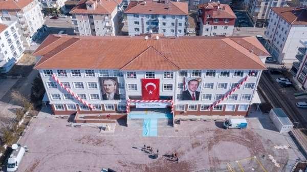 Cumhurbaşkanı Recep Tayyip Erdoğan, Ankara'nın Kahramankazan ilçesinde 3 okulun açılışını gerçekleştirdi