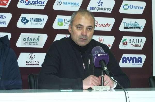 Teknik Direktör Sözeri'den maçın hakemlerine sert tepki