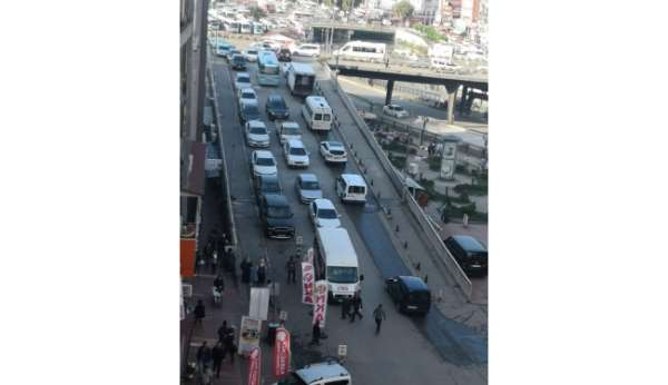 Zonguldak'ta trafiğe kayıtlı araç sayısı 159 bin 470 oldu