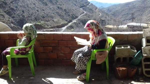 Şehit yakınları korona virüse karşı 'evinden dua et' seferberliği başlattı
