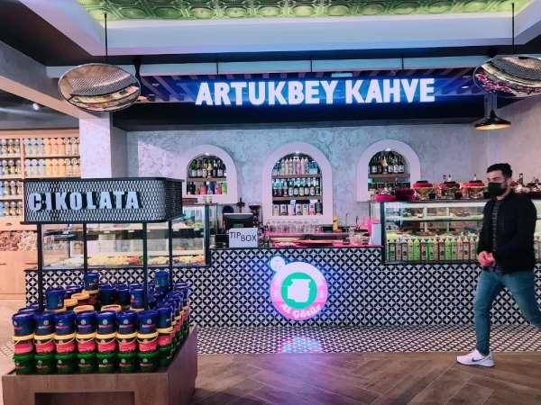 Artukbey Kahvenin Derik şubesi açıldı