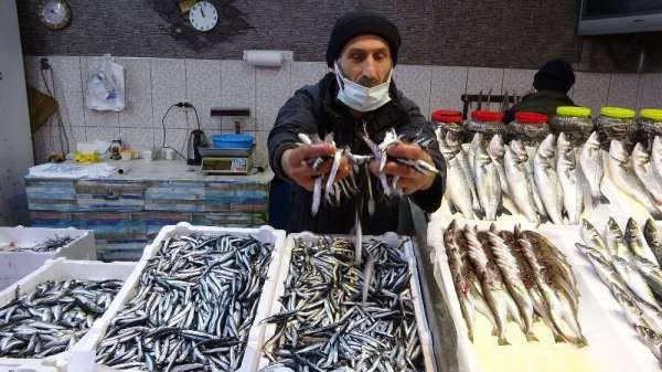 Av sezonun sonlarına doğru Trabzon açıklarında kendini gösterdi ama fiyatı el yakıyor