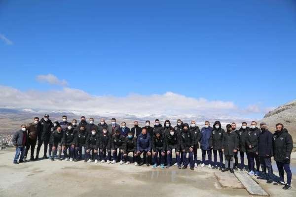 BALda Kayseri takımları aynı grupta