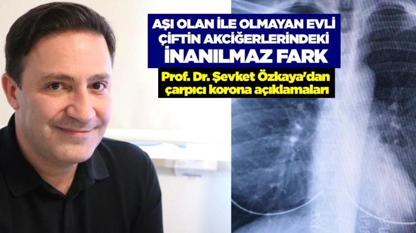 Prof. Dr. Şevket Özkayadan çarpıcı korona açıklamaları