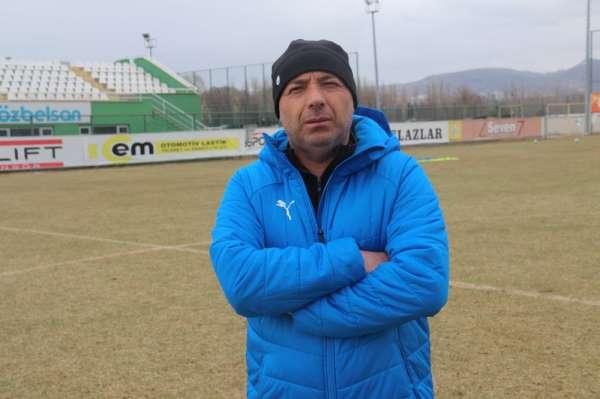 Özer Karadaş: Bodrumsporu yenmek istiyoruz