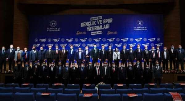 Pamukkale spor kenti olacak