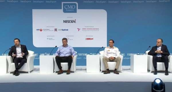 Pazarlamanın önde gelenleri CMO Summit 2021de buluştu
