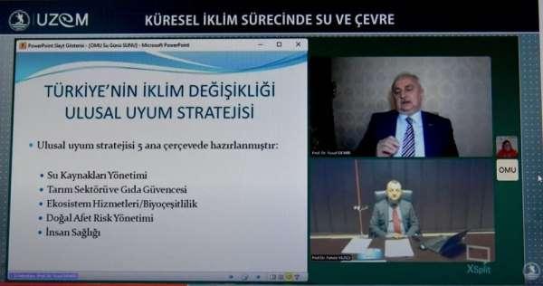 Prof. Dr. Demir: Kuraklık böyle giderse Karadenizde pamuk üretmeye başlayacağız
