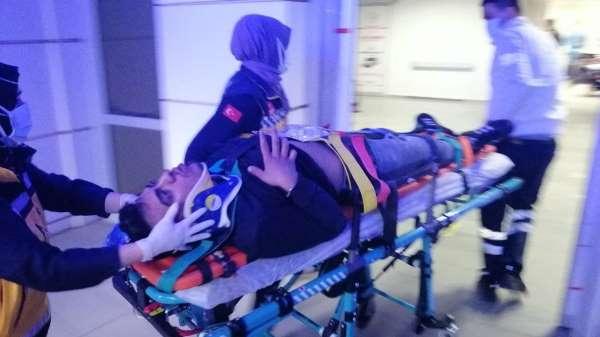 Durmayı sevmiyorum demişti, aşırı hızla kaza yaparak yaralandı