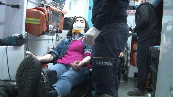 Küçükçekmece TEM Otoyolunda zincirleme kaza: 7 yaralı